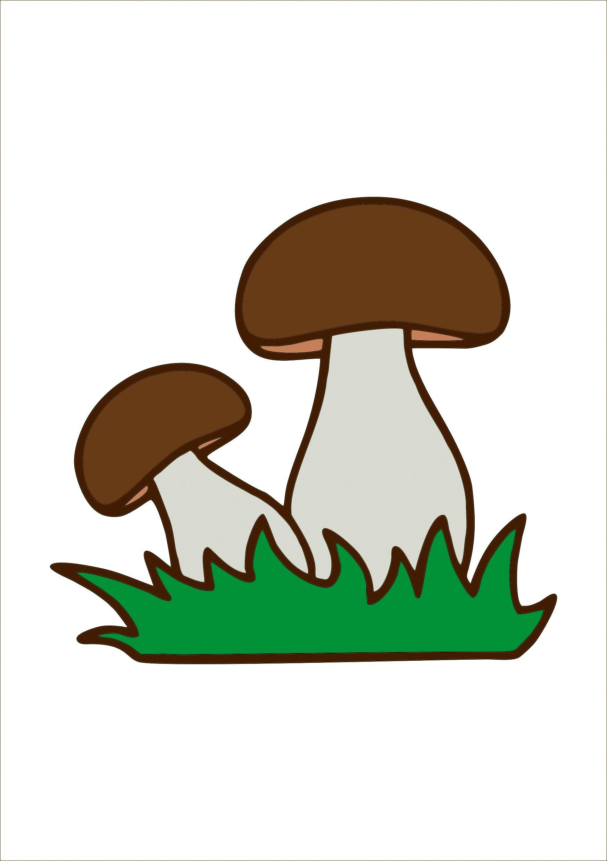 картинки грибы для вырезания распечатать цветные эванс прошлом