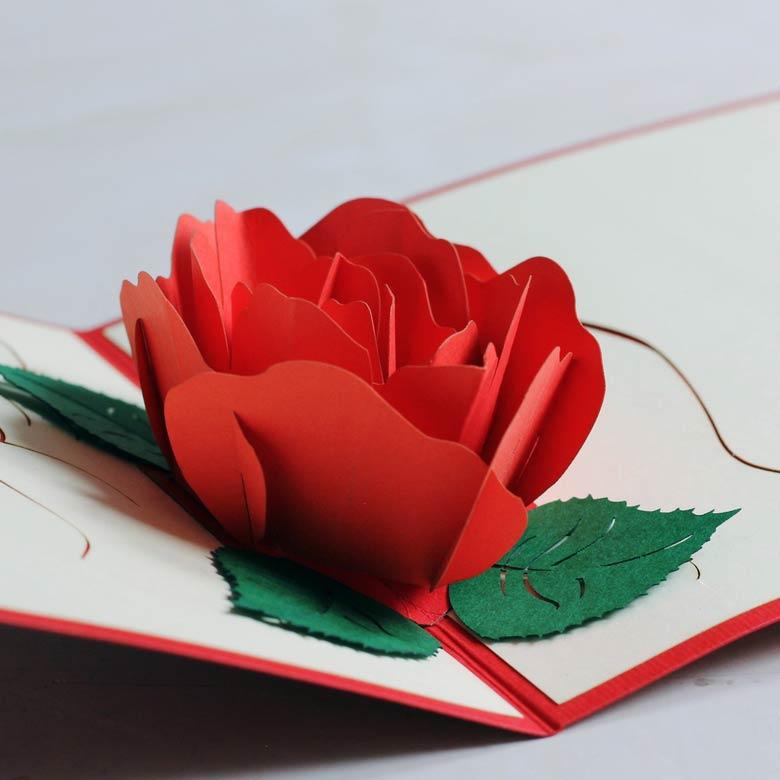 необходимости, объемная открытка с розами своими руками всей