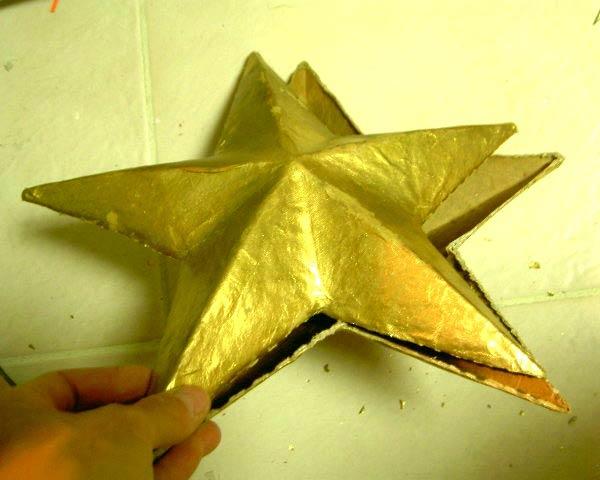 Бумажная звезда