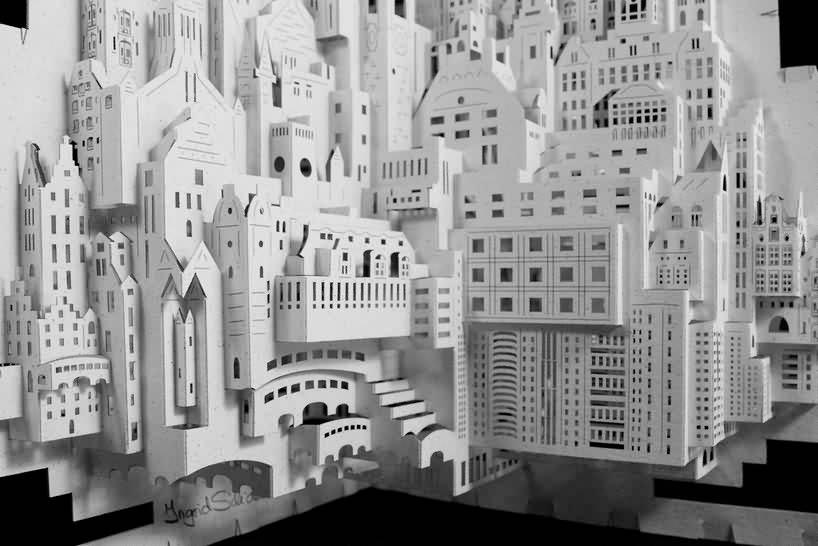 Архитектура киригами
