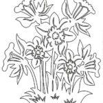 Цветы киригами
