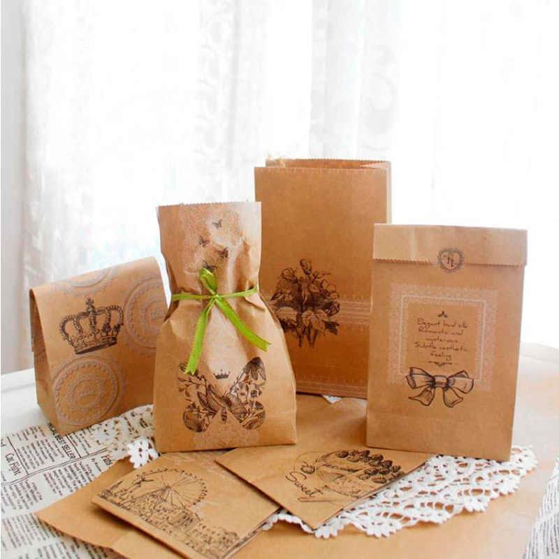 Подарочный пакет из бумаги