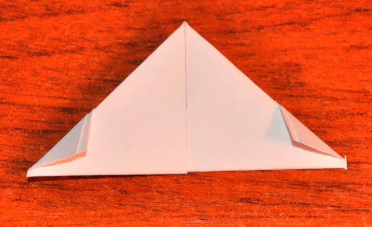 Создание оригами модуля