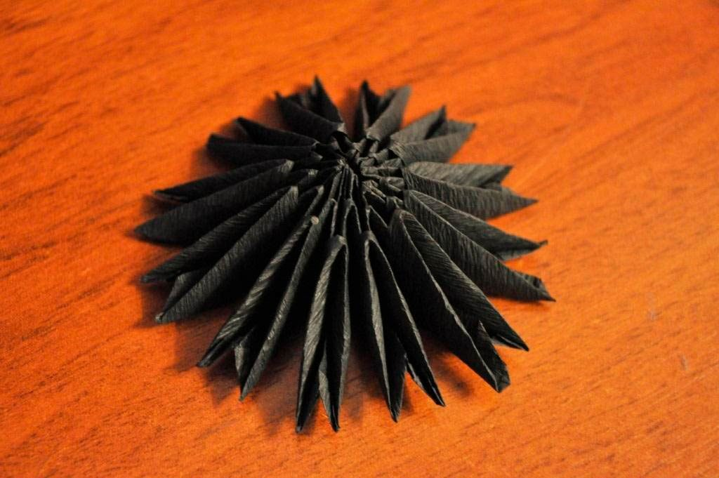Бумага черная для беззубика