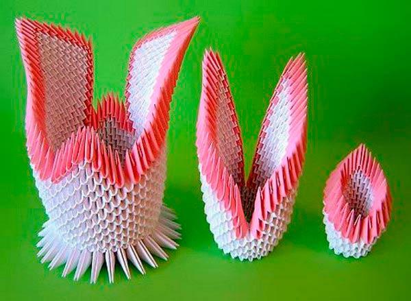 Заготовки для тройного лебедя