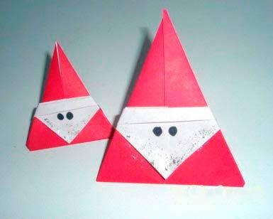 Гномик оригами