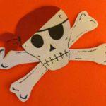 Мастер класс пор созданию пиратской треуголки
