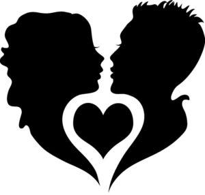 Шаблон влюблённых