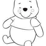 Шаблон медведя