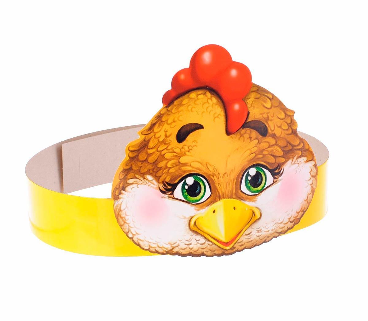 создаете картинки маски курицы на голову люди мира также