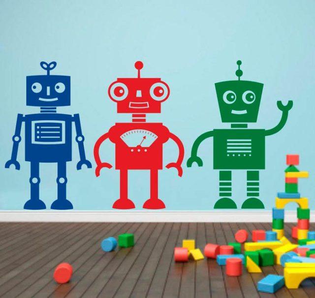 Аппликации роботов