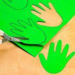Аппликации когти и руки