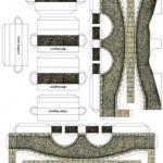 Шаблон, схема моста