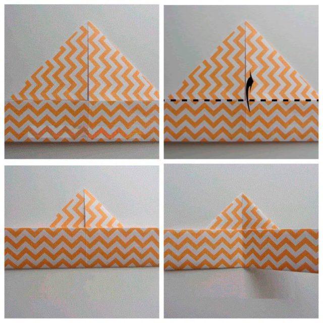 Оригами корона