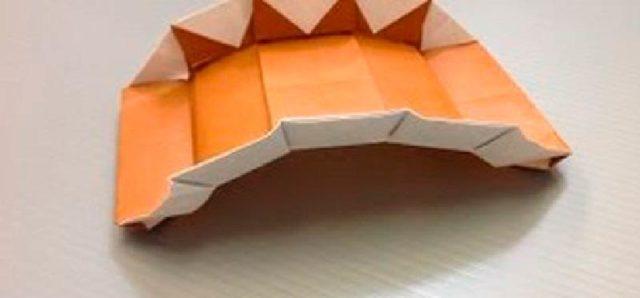 Мост оригами