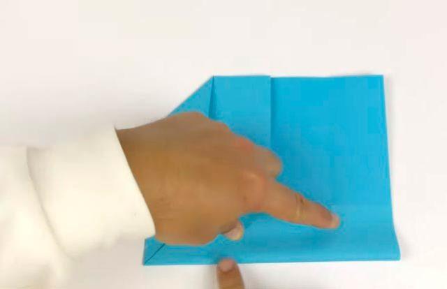 Сборка сундука из бумаги