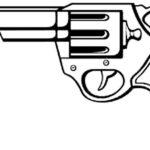 Шаблон пистолета для вырезания