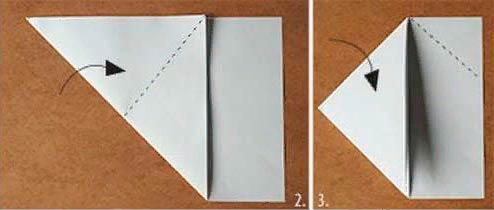 Сборка когтя оригами
