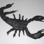 Бумажный скорпион