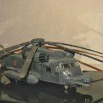 Модель вертолета, макет