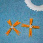 Велосипед из модулей оригами