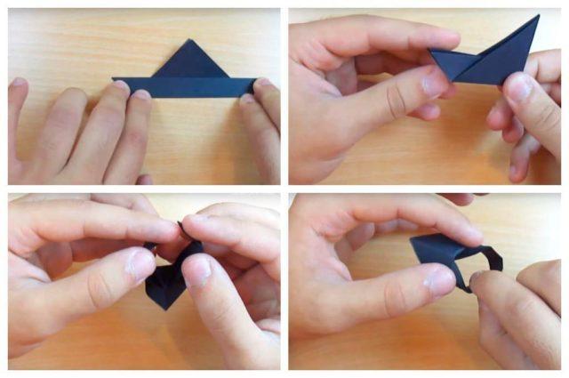 Когти рыси оригами