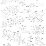 Схемы сборки трактора, чертежи