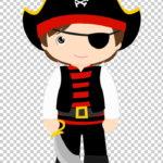 Шаблон пирата