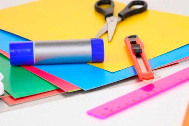 Материалы для поделок из бумаги