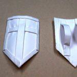 Щит из бумаги