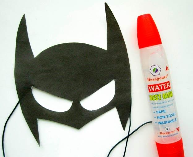 Маска бэтмэна