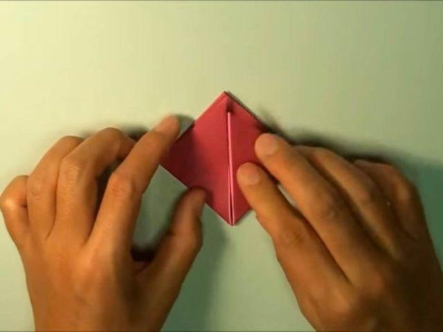 Поделка церкви оригами