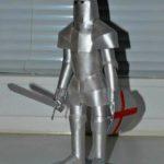 Рыцарь из бумаги