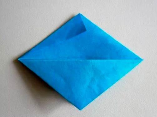 Создание футбольного мяча из бумаги