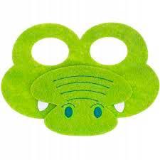Идея маски крокодила