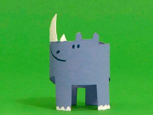 Бумажный носорог