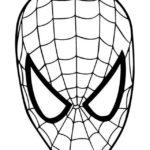 Маска человека паука, шаюлон