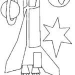 Шаблон ракеты