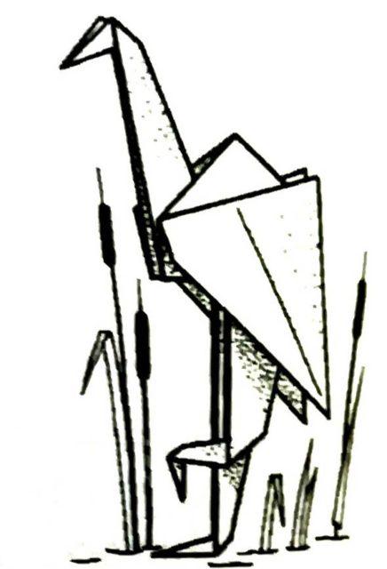 Цапля
