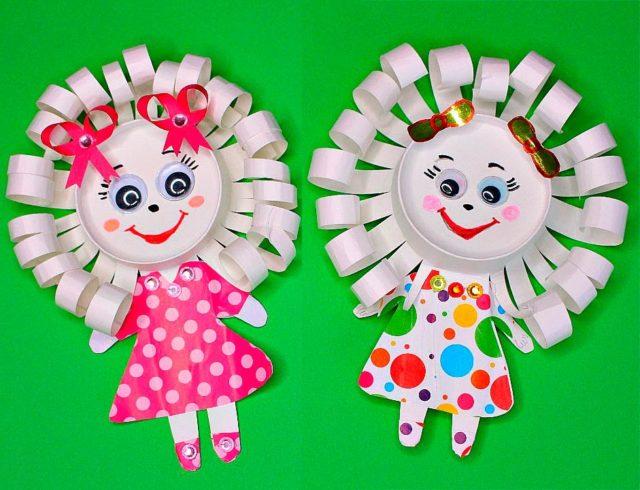 Девочки из бумажных стаканчиков