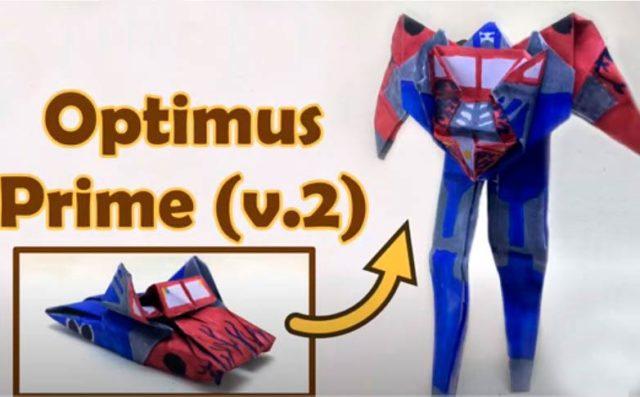 Трансформер Оптимус