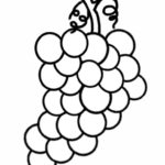 Шаблон винограда