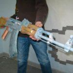 Оружие из бумаги
