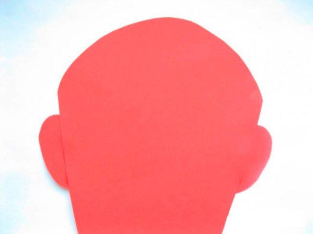 Создание бумажной маски железного человека