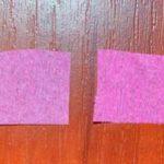 Сирень из бумаги