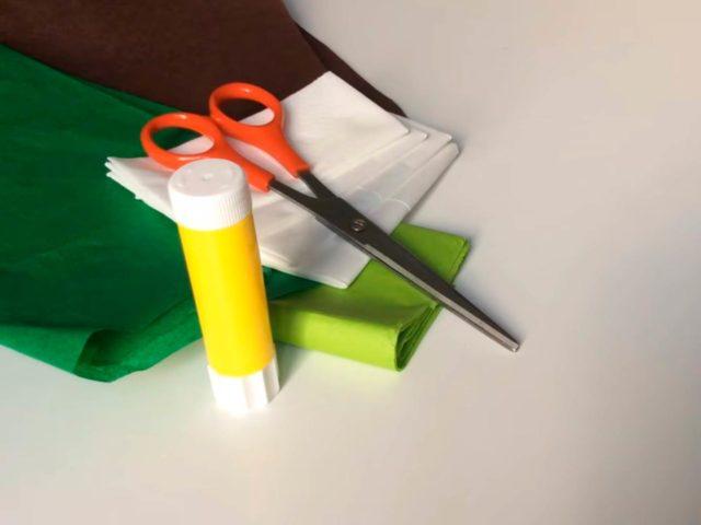 Материалы с гофрированной бумагой