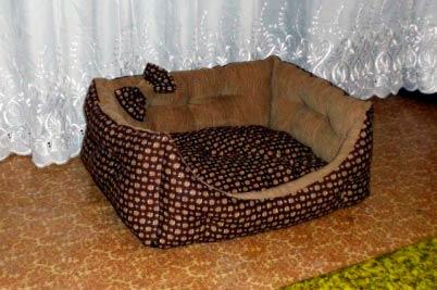 Лежанка для коши/собачки из коробки