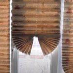 Создание бумажной шторы