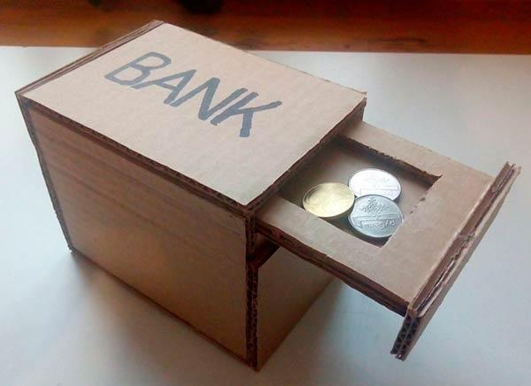 Копилка для денег