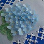 Цветы из кальки